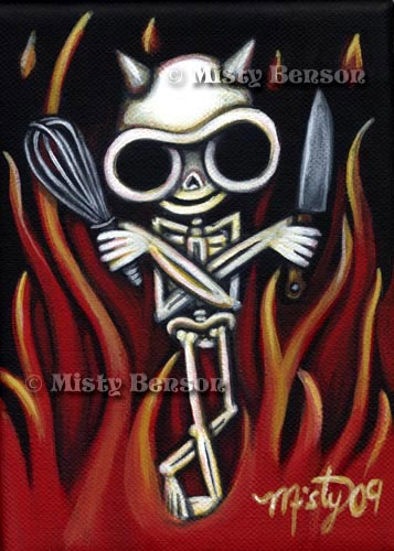 Culinary Skelly