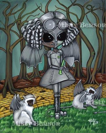 Tin Girl